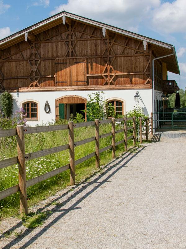 Gutshof Weng Bio Fleisch Bayern